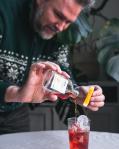 Máslové Negroni (1 lahvička)