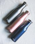 Cestovní termo láhev Lurch  (antracitová) 500 ml