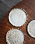 Keramický talíř dezertní malý (1ks)
