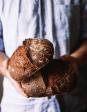 100% celozrnný chleba (pšenice, špalda, žito) 750g