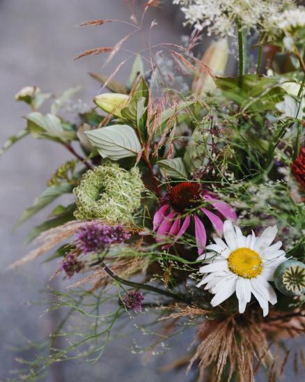 Středně velká divoká kytice ( na pondělí 17.8)