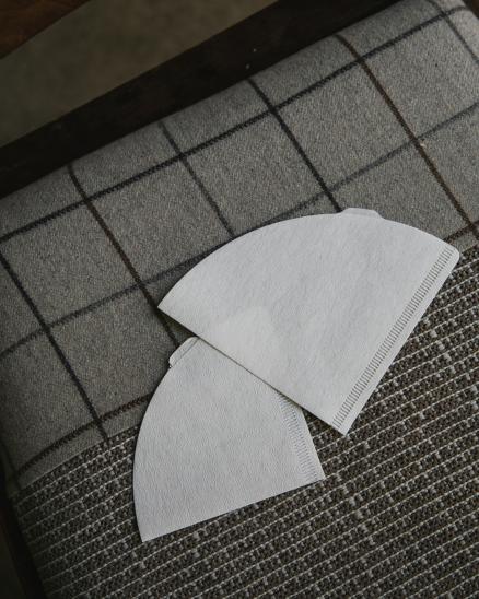 Papírový filtr na V60 (01) 10ks