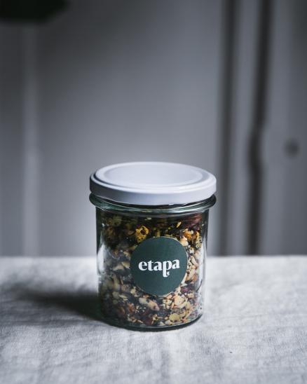 Slaná granola - střední (180g )
