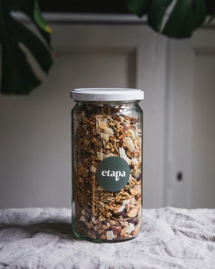Velká sladká bezlepková granola (300g)