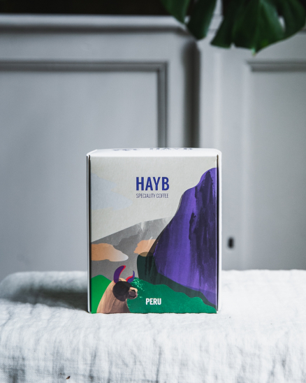 HAYB speciality coffee - Guatemala Buenos Aires 250 g