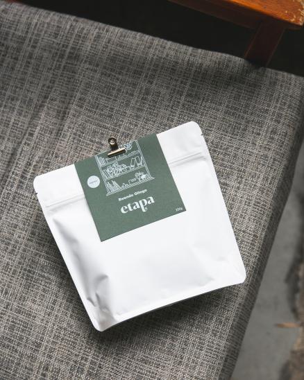Etapa Coffee - Rwanda Gitega 86+ natural - 250g