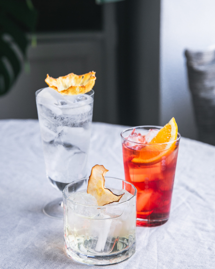 Tři drinky na doma