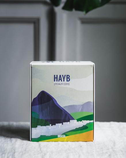 HAYB speciality coffee - Brasil Pedro Bras 250 g