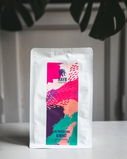 HAYB speciality coffee - Kwiat - Etiopia - 250g