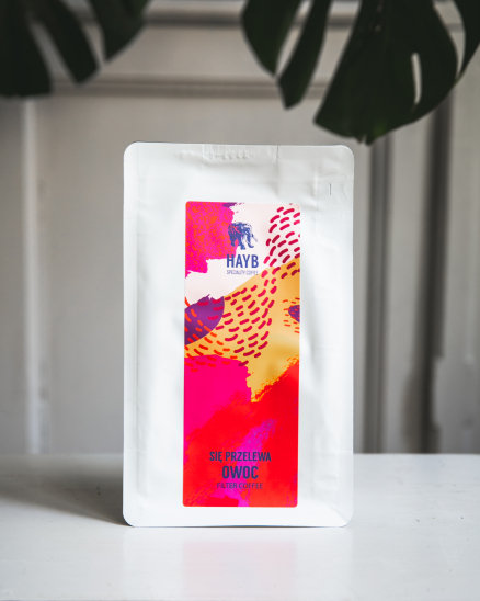 HAYB speciality coffee - Owoc - Rwanda - 250g