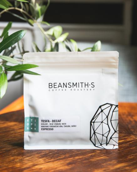 Beansmith's Tesfa - Decaf  250 g