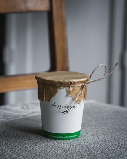 Organický sypaný čaj - kopřiva 30 g