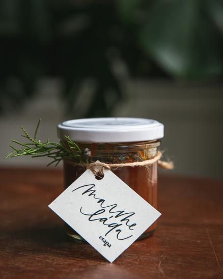 Marmeláda z meruněk a rakytníku 150g
