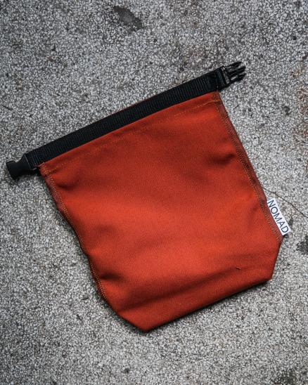 Reusable bag na kafe - terracota