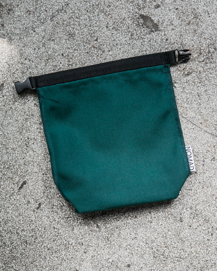 Reusable bag na kafe - zelený