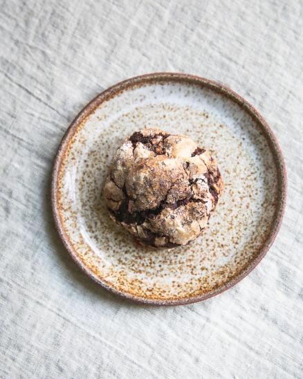 Čokoládovo řepové sušenky