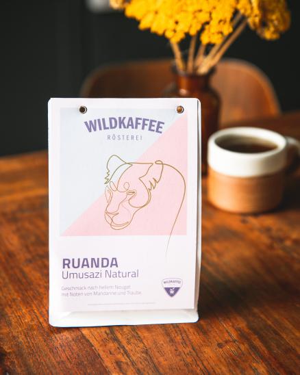 Wildkaffee - Rwanda Umusazi 250g