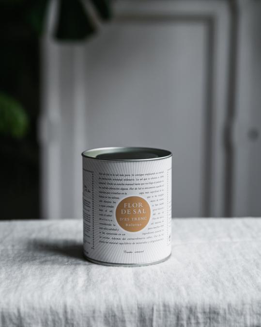 FLOR DE SAL - Solný květ - houbová 150 g