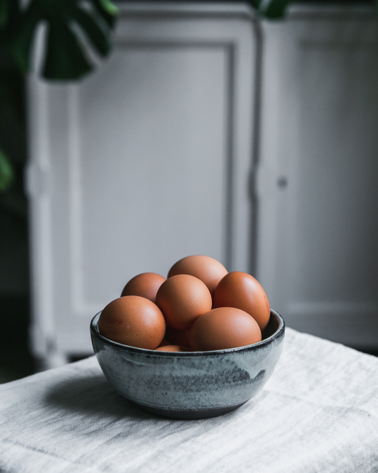Farmářská vejce 10 ks (M)