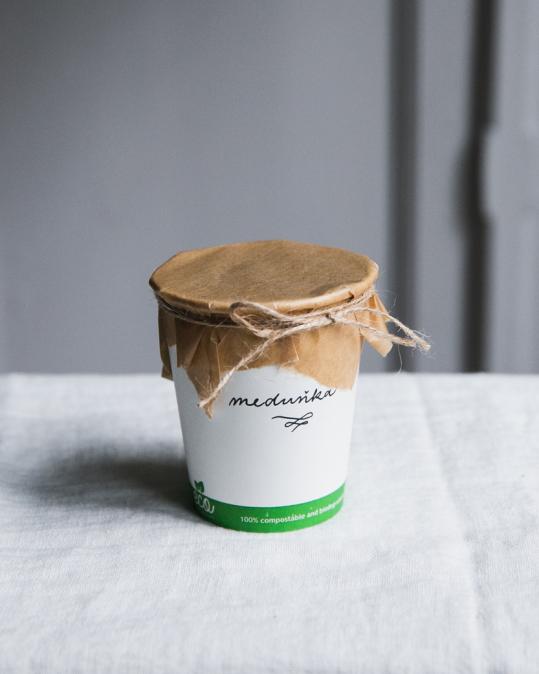 Organický sypaný čaj - meduňka 30 g