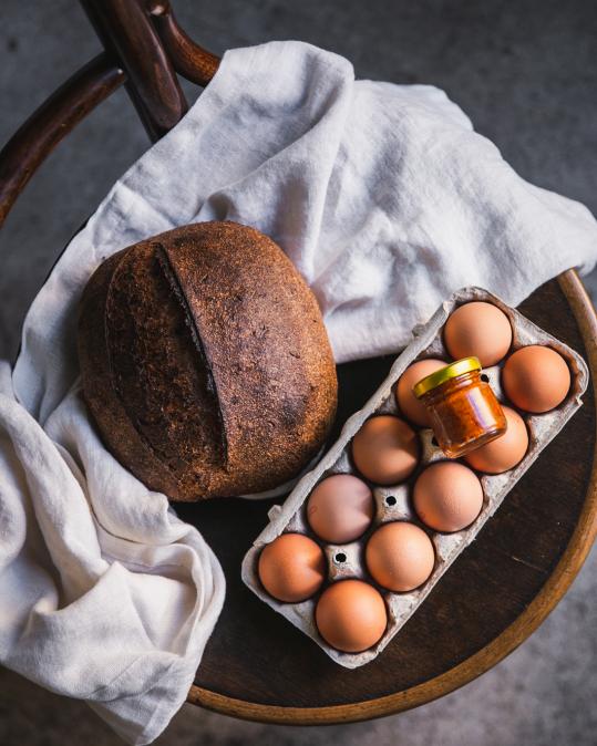 Balíček na kořeněná vejce