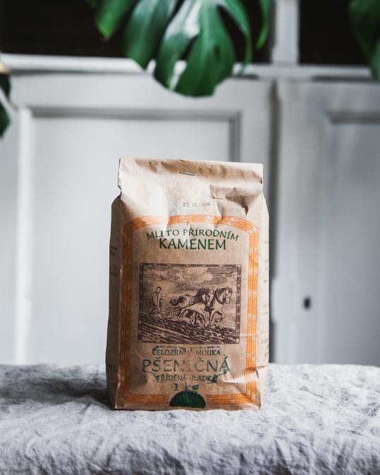 Mouka pšeničná polohrubá 1kg