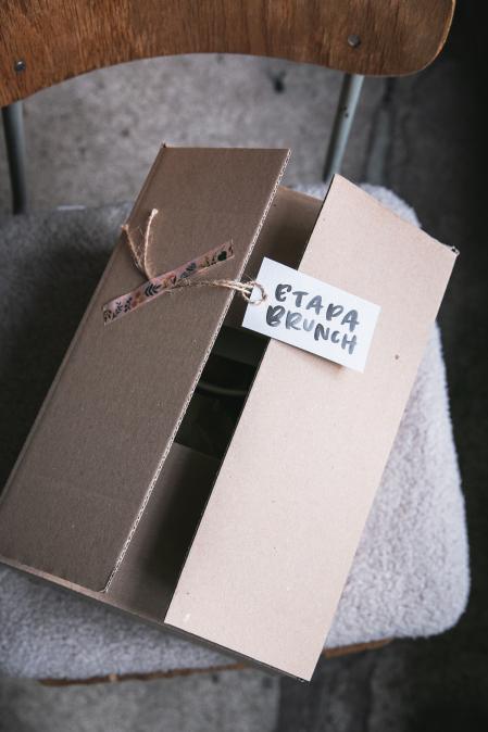 Brunch balíček  Etapa č.2