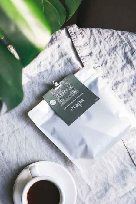 Etapa coffee - Colombia Piendamo Regional 250 g