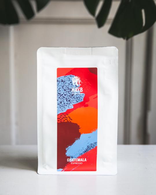 HAYB speciality coffee - Guatemala - 250g