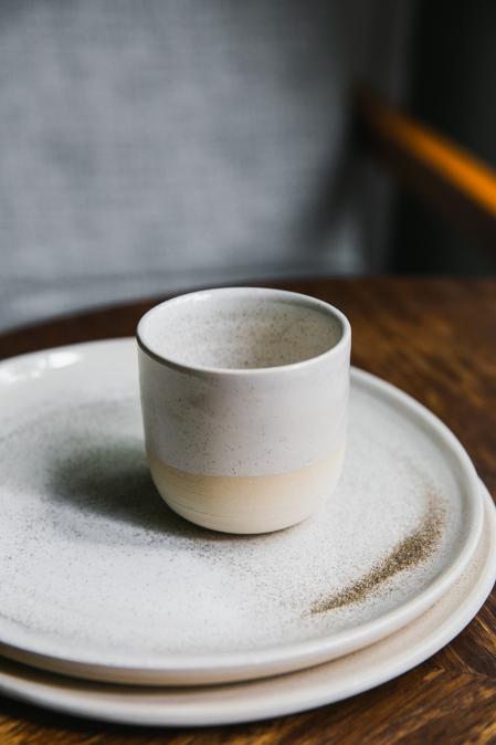 Šálek na kávu či čaj
