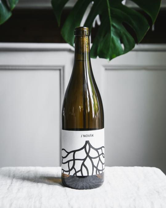 Bílý Pinot 2014 - Jakub Novák