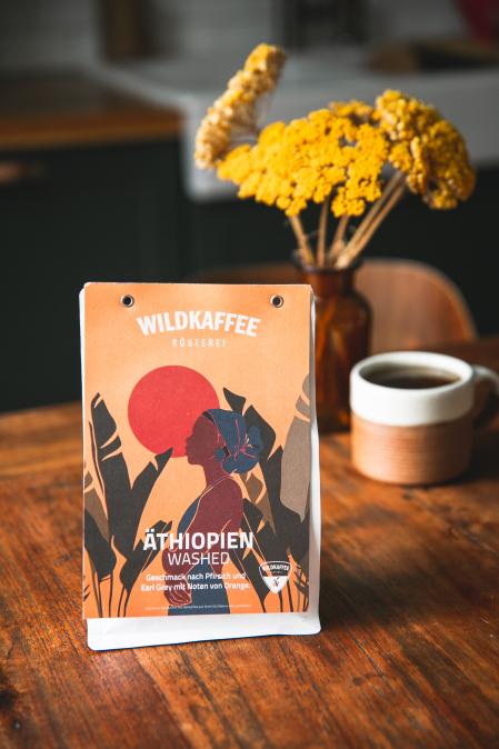 Wildkaffee - Etiopie 250g