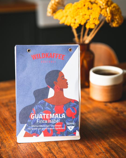 Wildkaffee - Guatemala Finca Isabel 250g