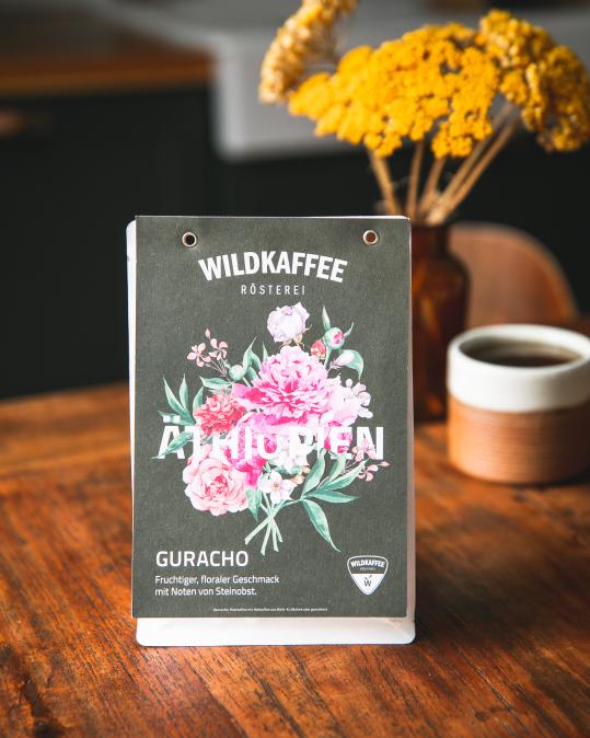 Wildkaffee - Etiopie Guracho 250g