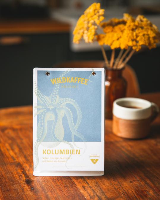 Wildkaffee - Kolumbie 250g
