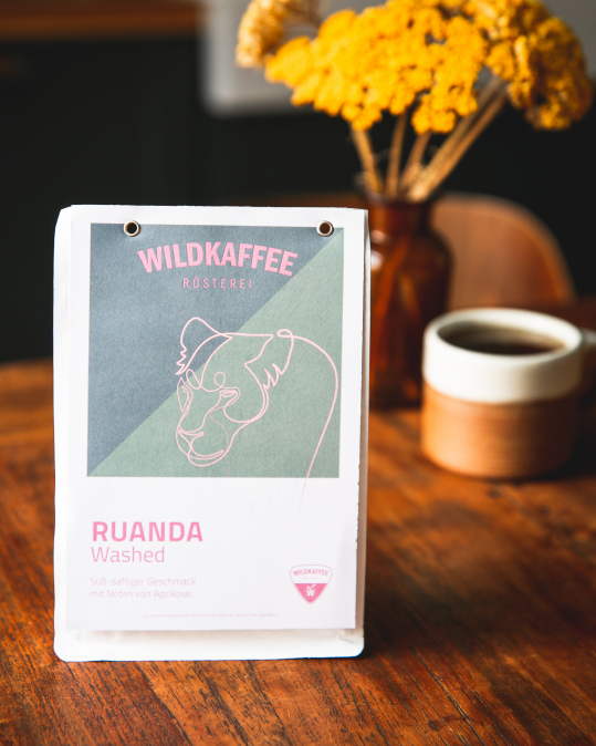 Wildkaffee - Rwanda 250g